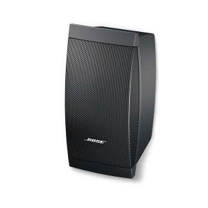 سیستم صوتی بز - سیستم صوتی کافی شاپ - سیستم صوتی رستوران -Bose DS100SE-شرکت سیما صوت -www.sima-voice.com - بلندگو دیواری